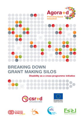 Breaking Down Grant Making Silos: Disability as a Cross-Programme Initiative