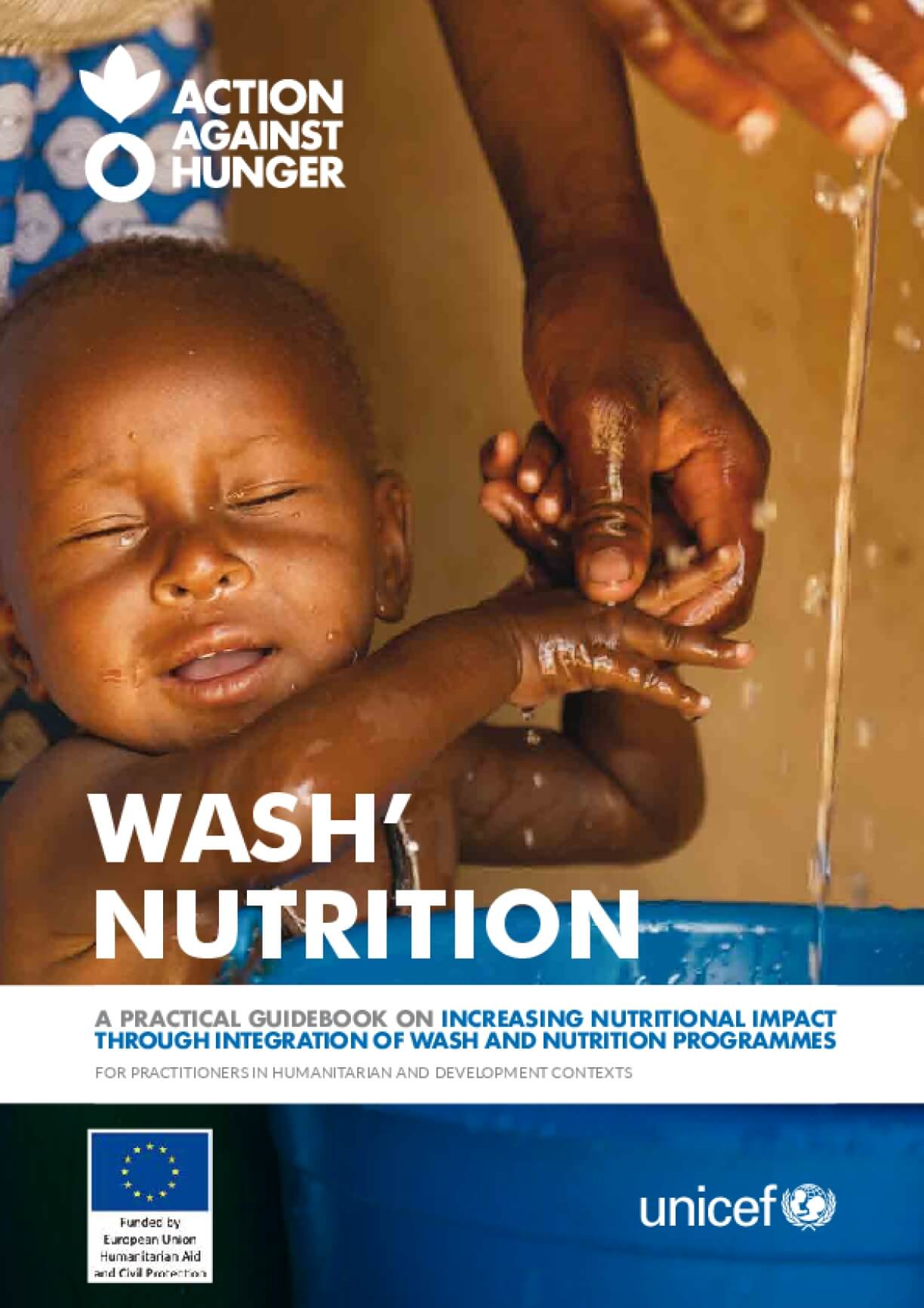 Wash Nutrition: A practical guidebook