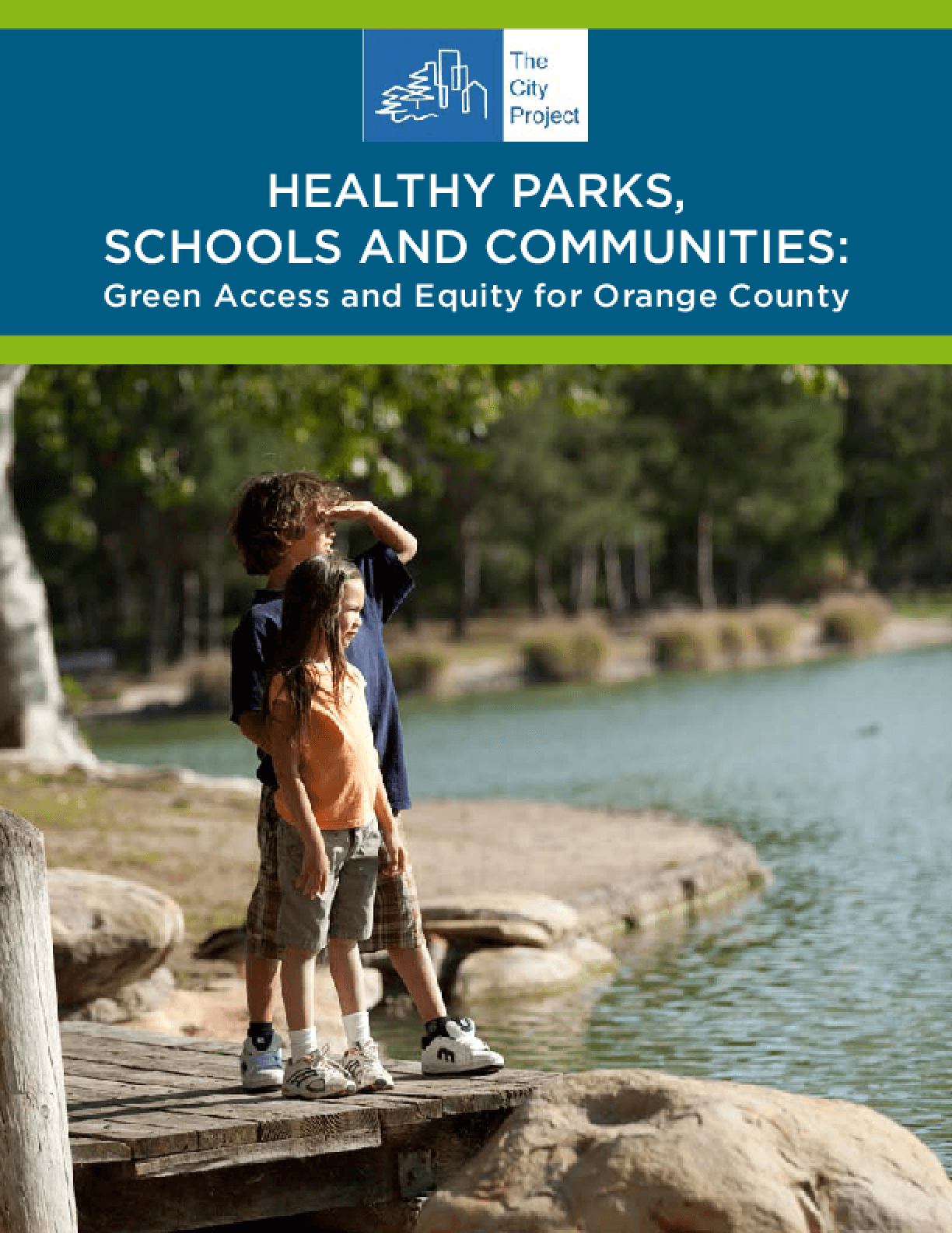 Healthy Parks, Schools and Communities: Green Access and Equity in Orange County