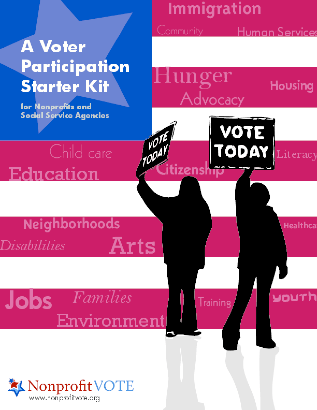 A Voter Participation Starter Kit for Nonprofits and Social Service Agencies