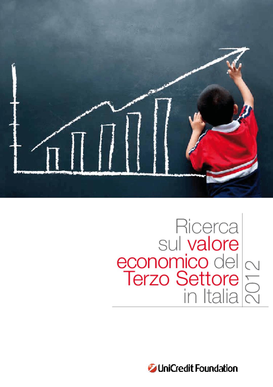 Ricerca Sul Valore Economico Del Terzo Settore in Italia