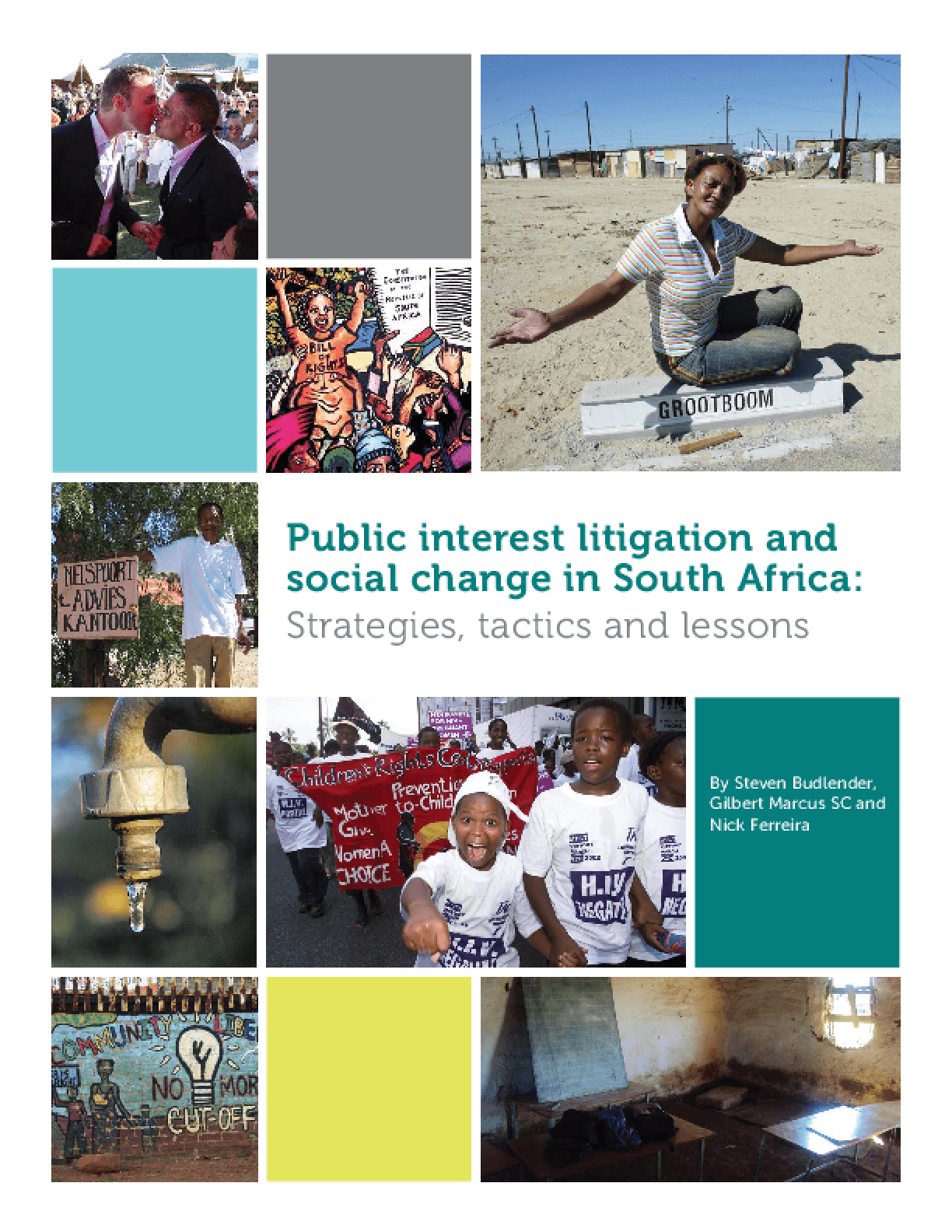 Public Interest Litigation and Social Change in South Africa: Strategies, Tactics and Lessons