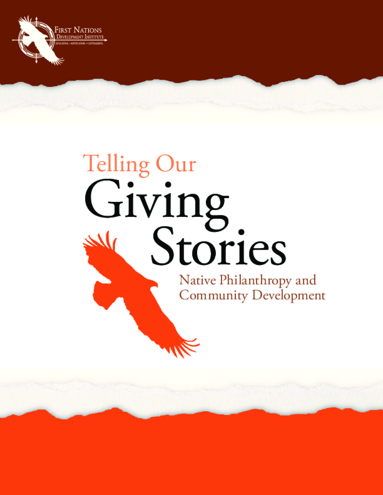 Telling Our Giving Stories: Native Philanthropy and Community Development