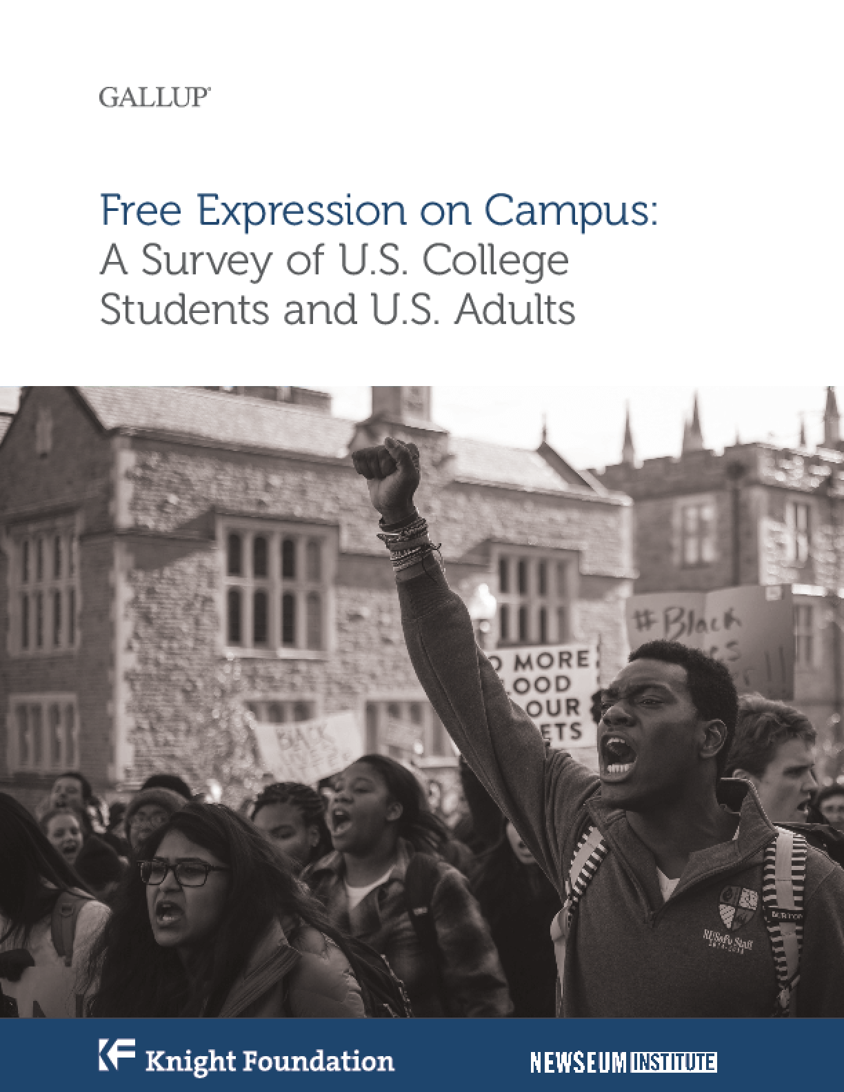Free Expression on Campus: A Survey of U.S. College Students and U.S. Adults