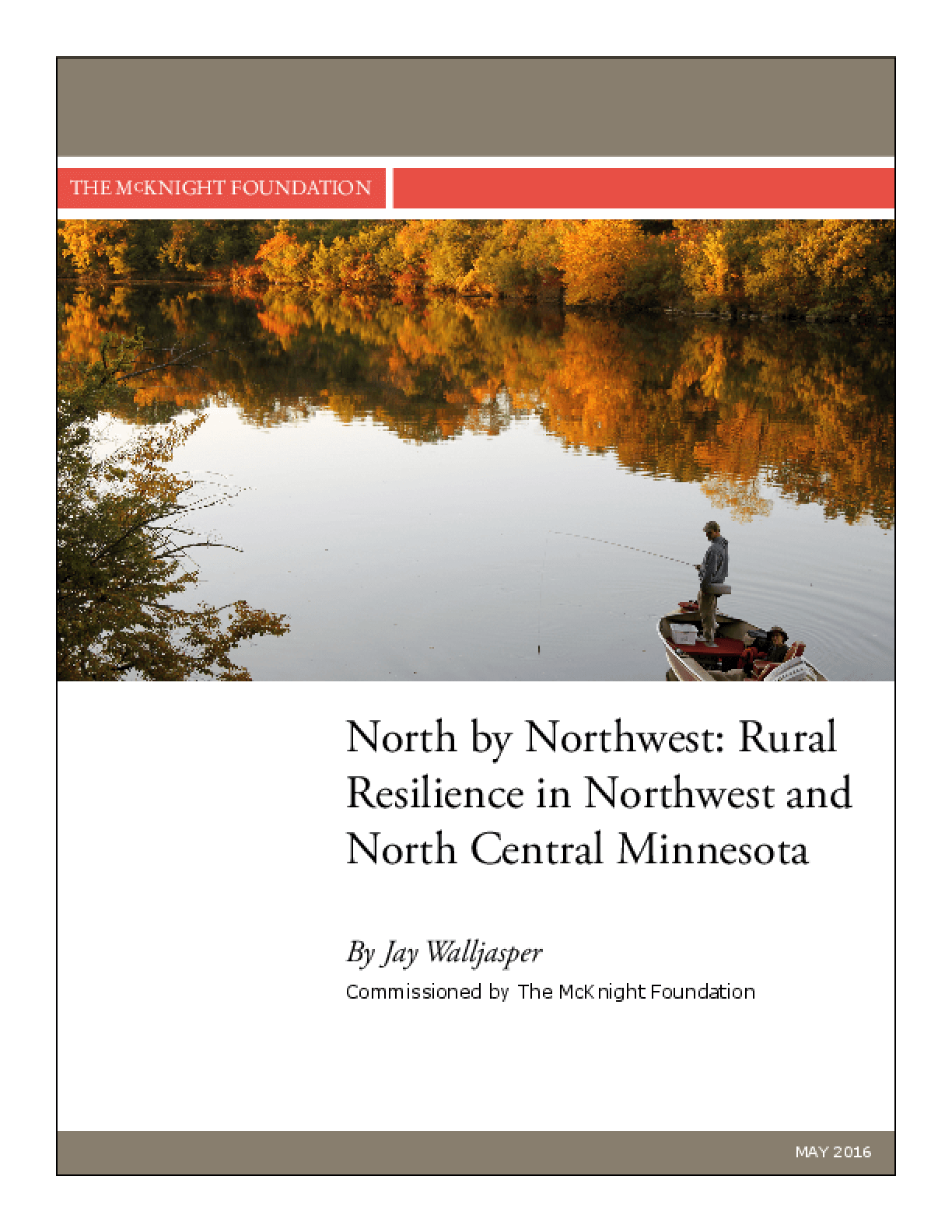 North by Northwest: Rural Resilience in Northwest and North Central Minnesota