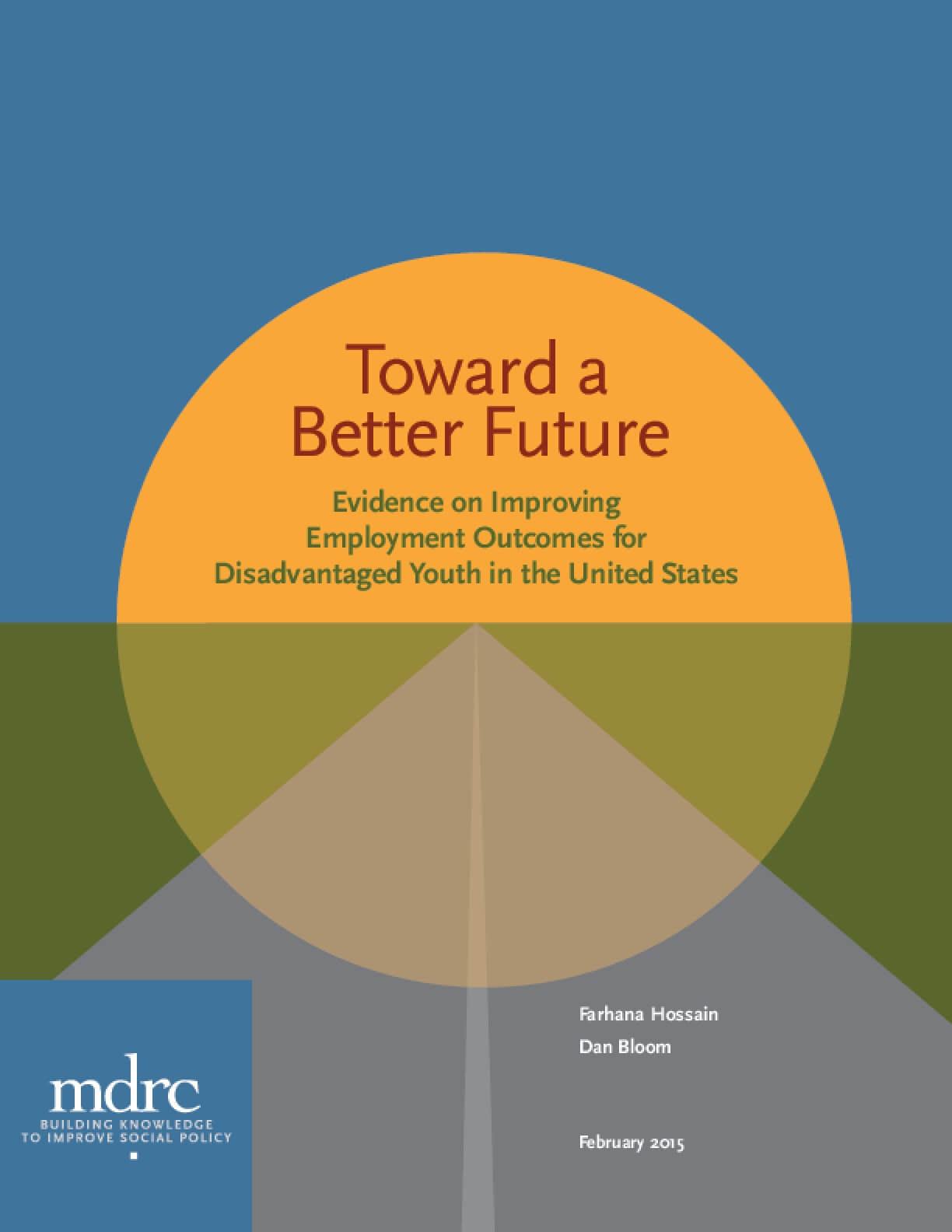Toward a Better Future: Evidence on Improving Employment Outcomes for Disadvanged Youth in the United States