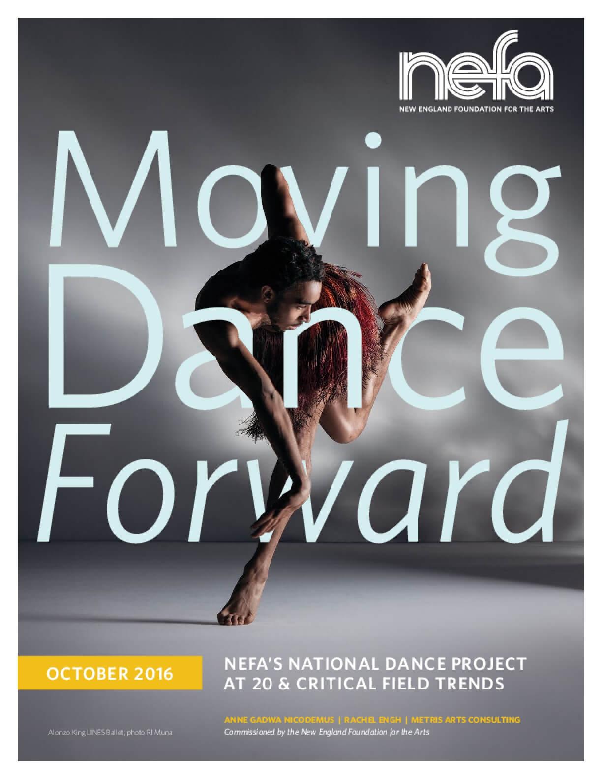 Moving Dance Forward