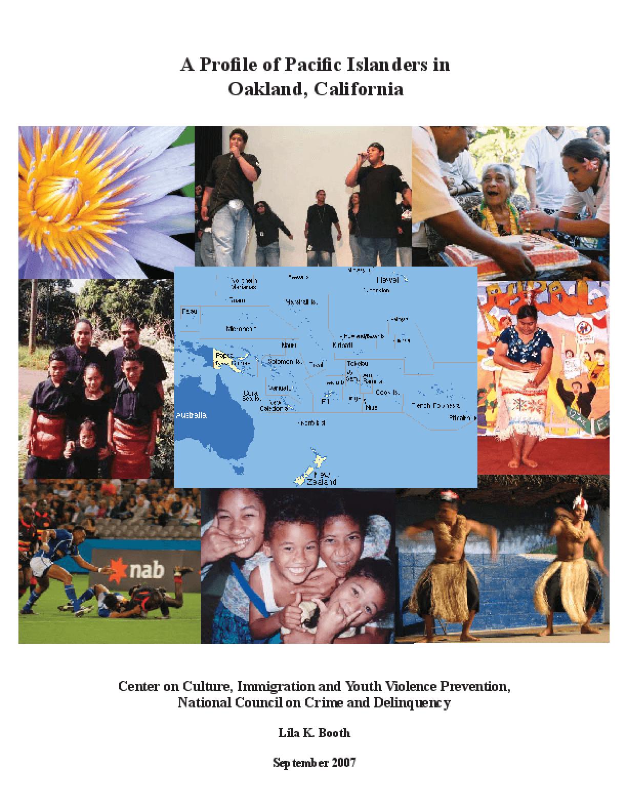 A Profile of Pacific Islanders in Oakland, California