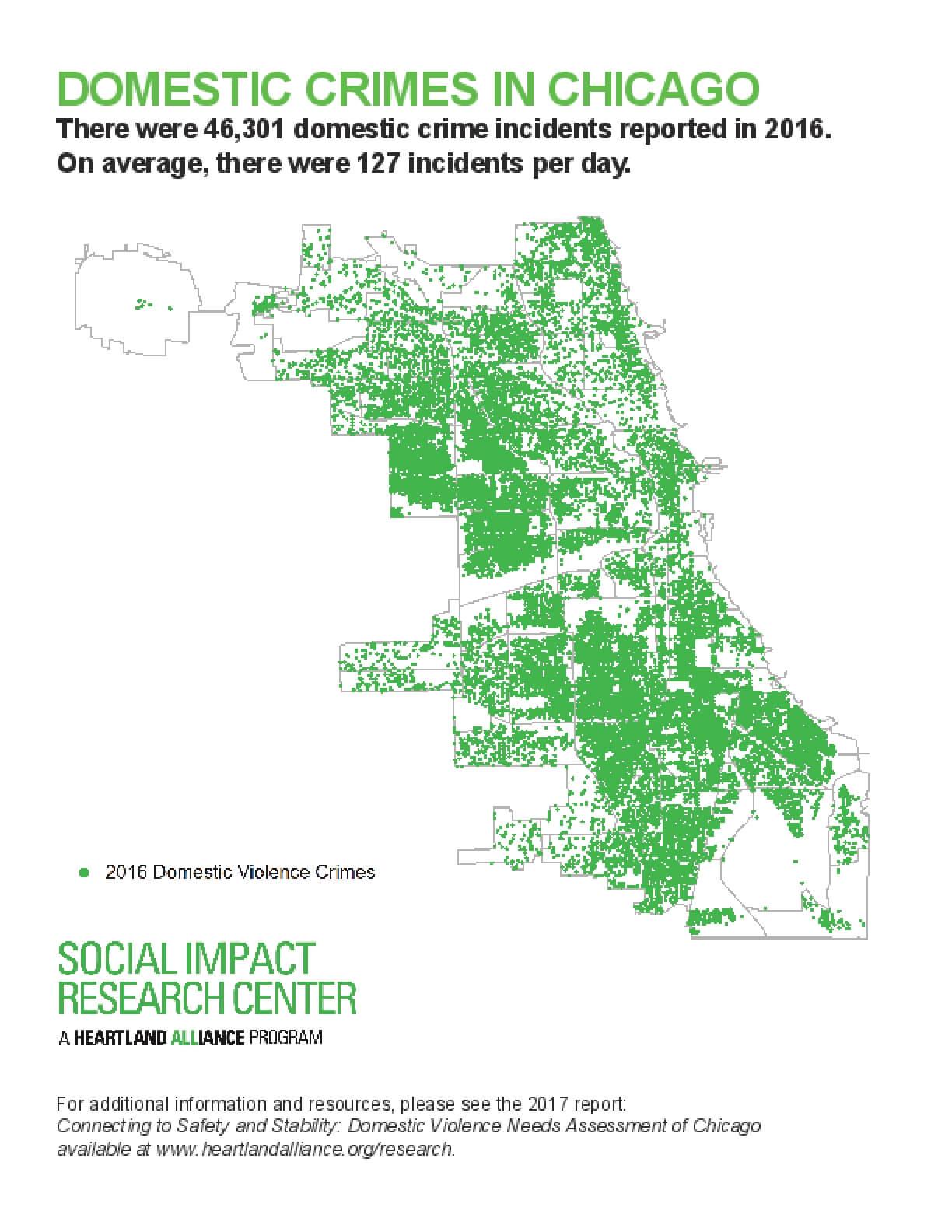 Map: Domestic Violence Crime Data (DV Landscape Report)