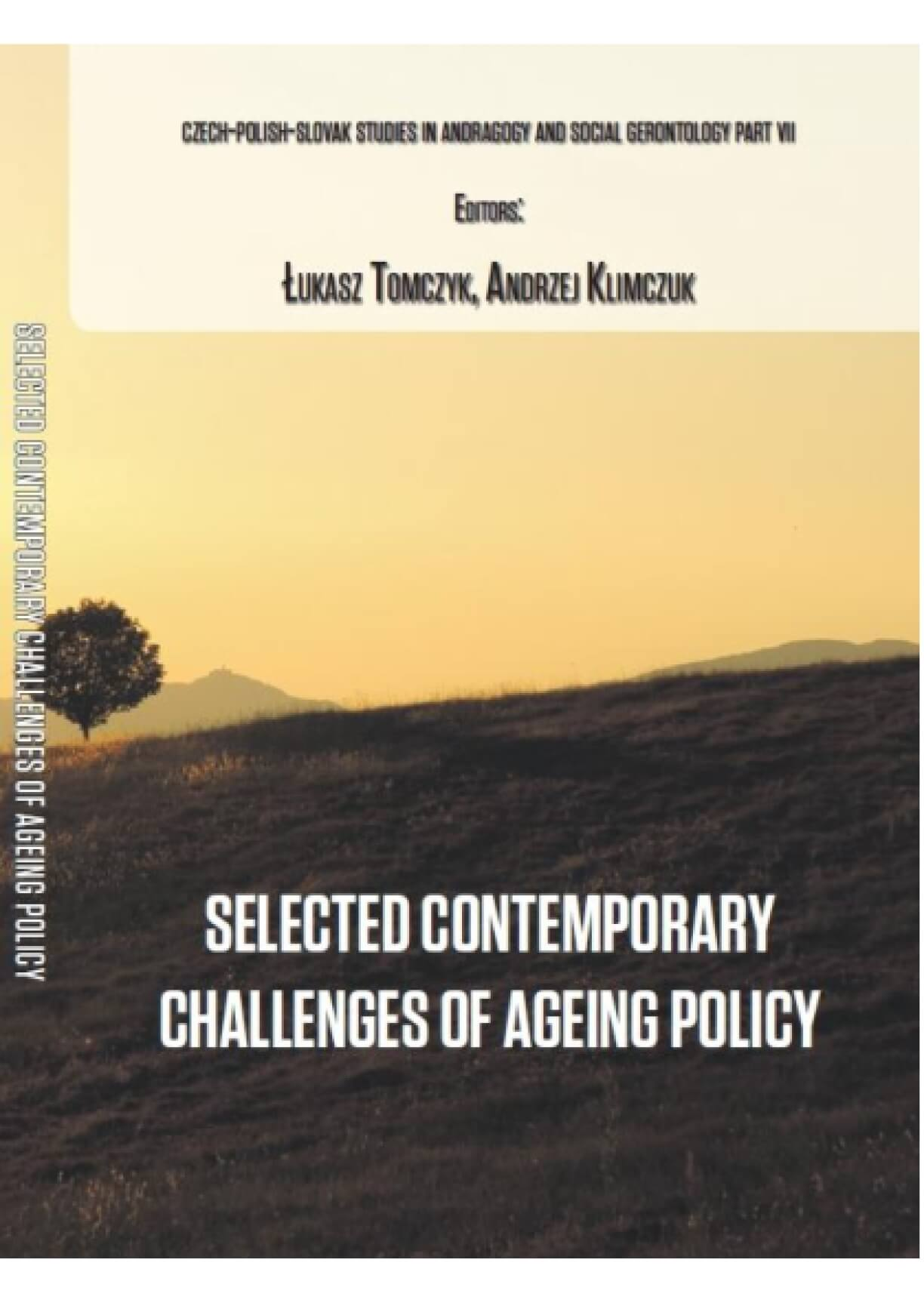 Selected Contemporary Challenges of Ageing Policy