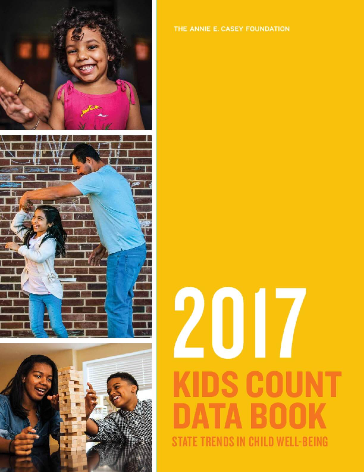 2017 Kids Count Data Book: State Trends in Child Well-Being