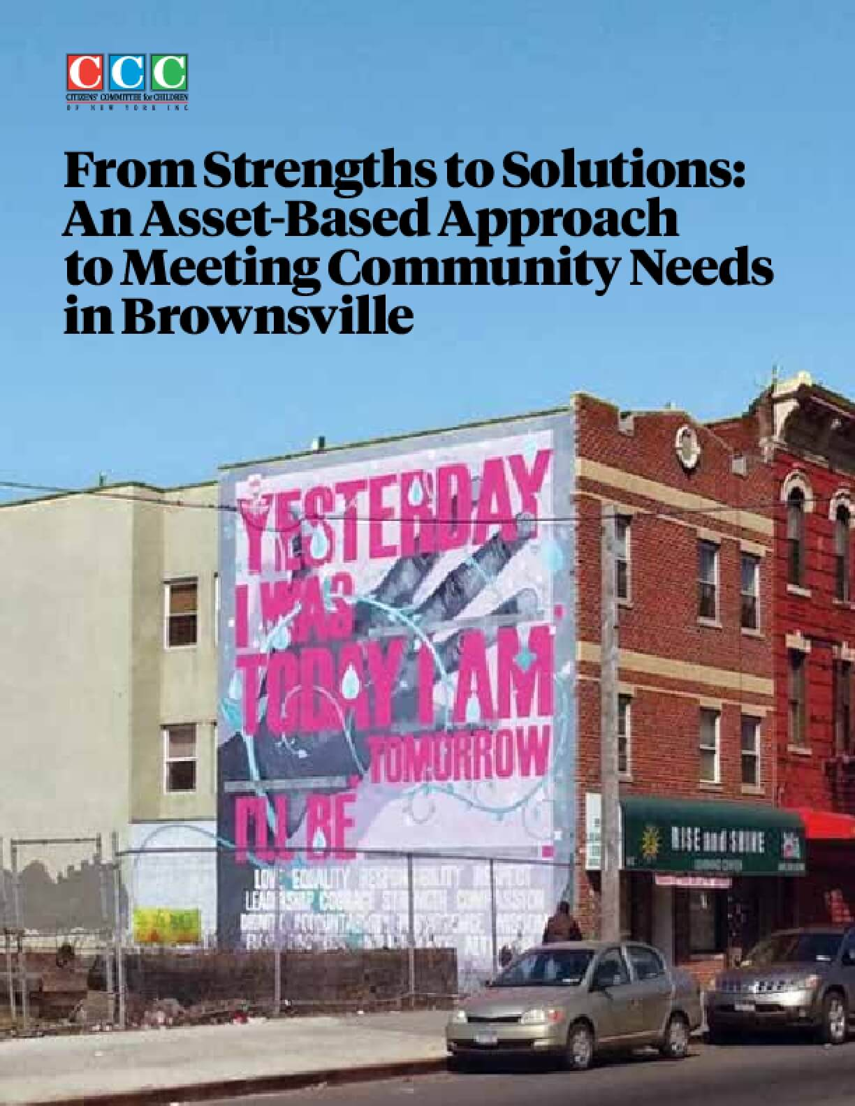From Strengths to Solutions: An Asset-Based Approach to Meeting Community Needs in Brownsville