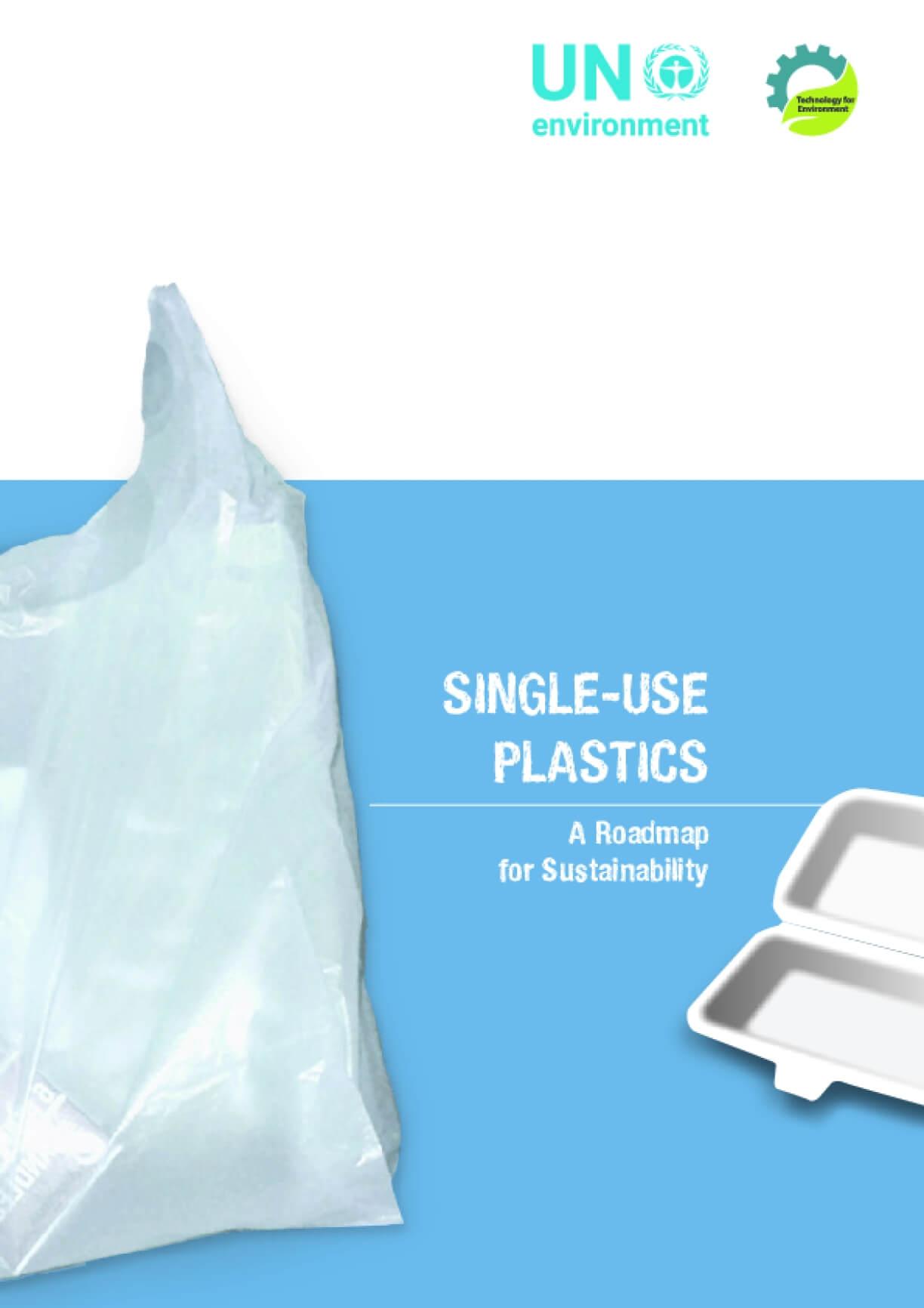 Single-Use Plastics: A Roadmap for Sustainability