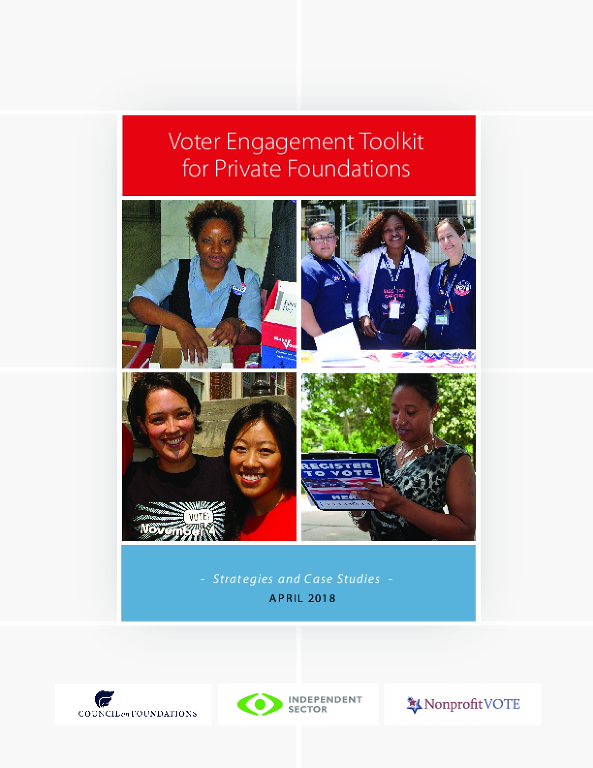 Voter Engagement Toolkit for Private Foundations