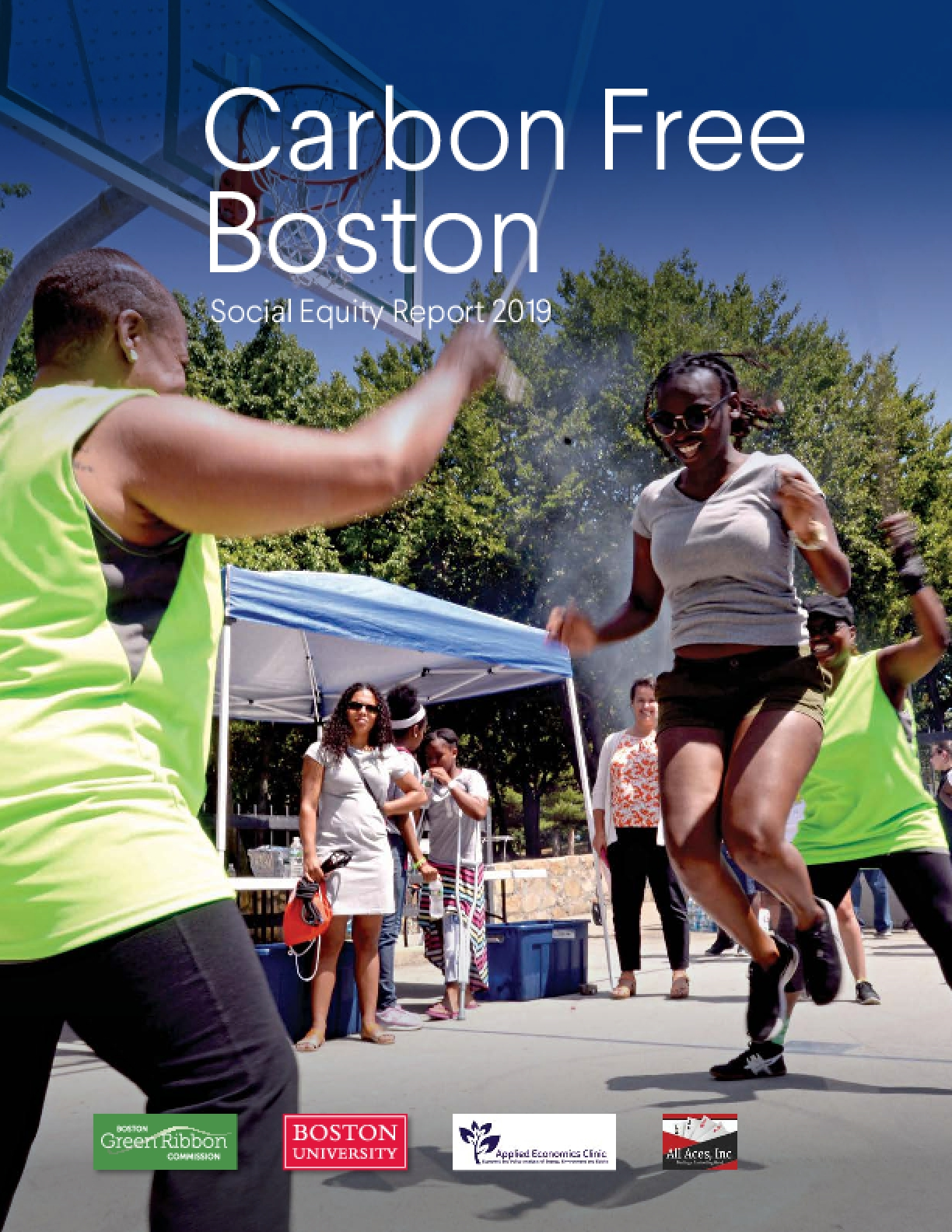 Carbon Free Boston: Social Equity Report 2019