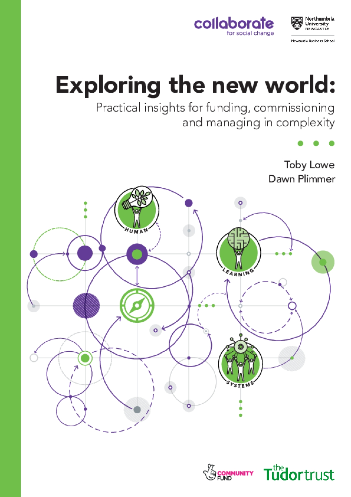 Exploring the New World: Practical Insights for Funding, Commissioning and Managing in Complexity