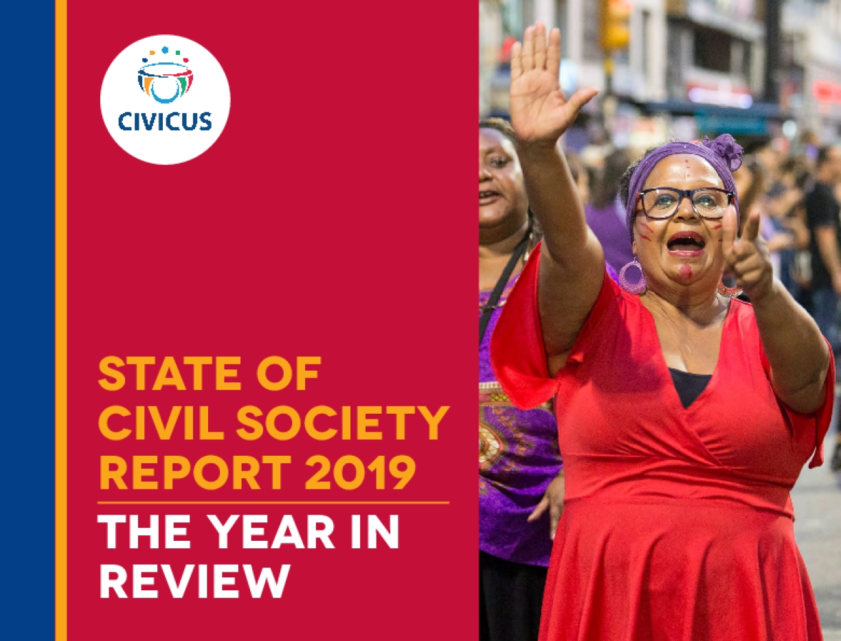 State of Civil Society Report 2019