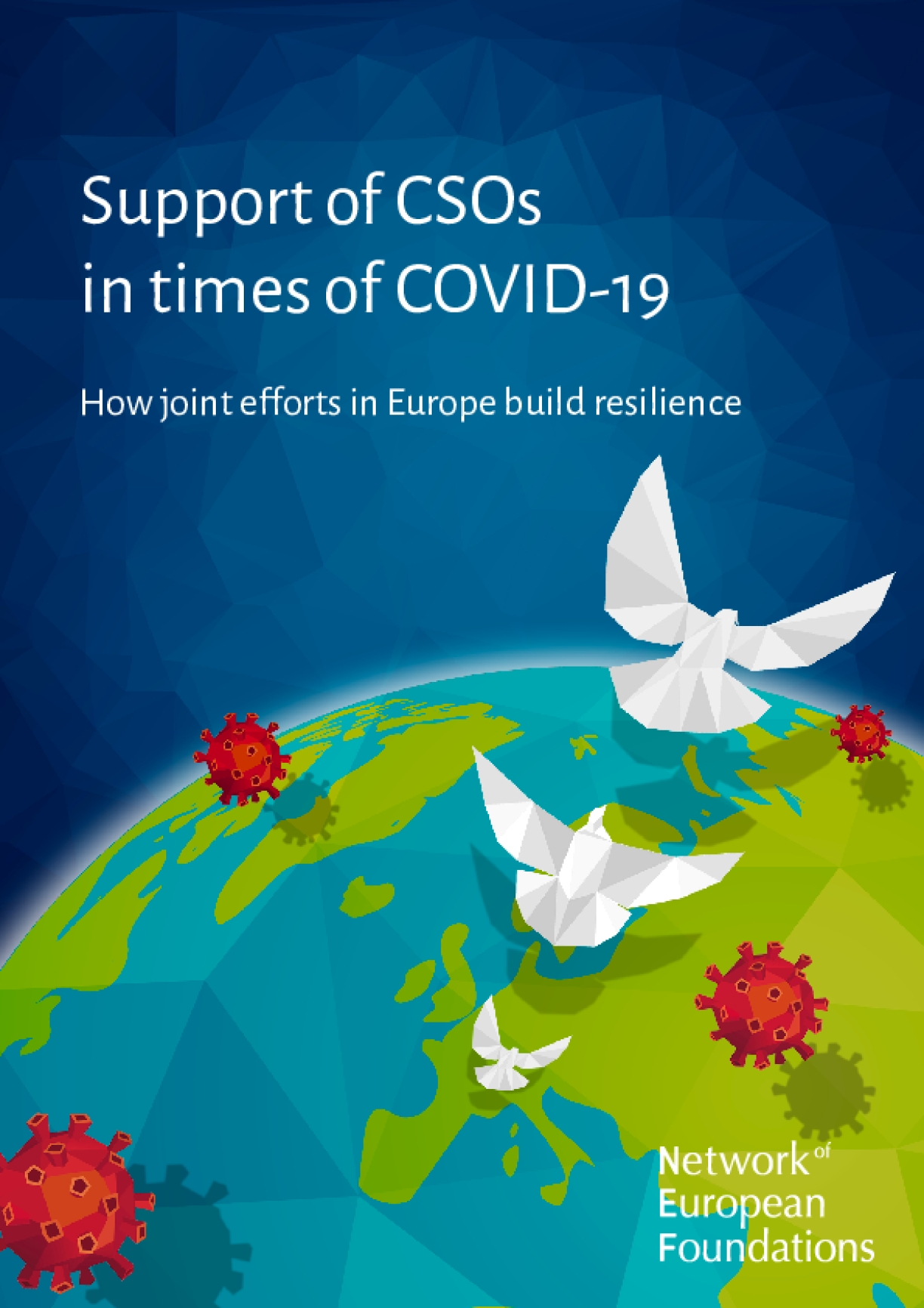 Support of CSOs in times of COVID-19: How joint efforts in Europe build resilience