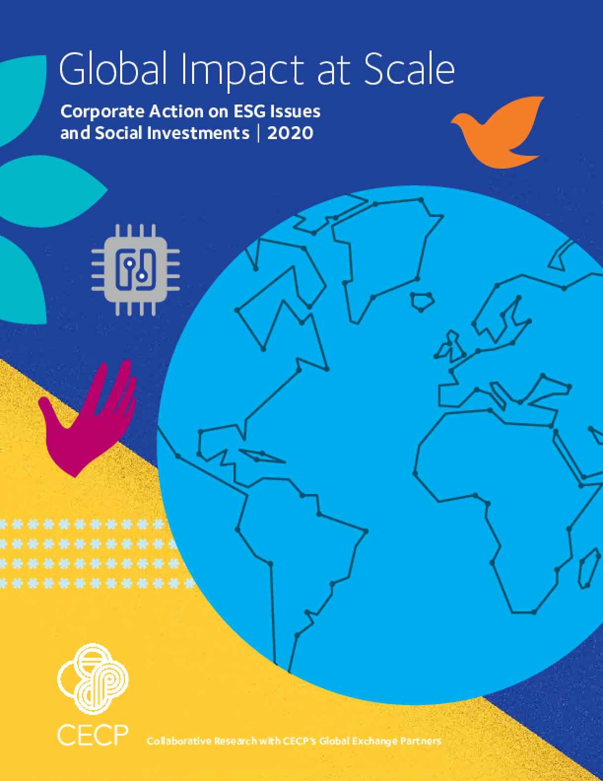 2020 Global Impact at Scale: Corporate Action on ESG Issues and Social Investments