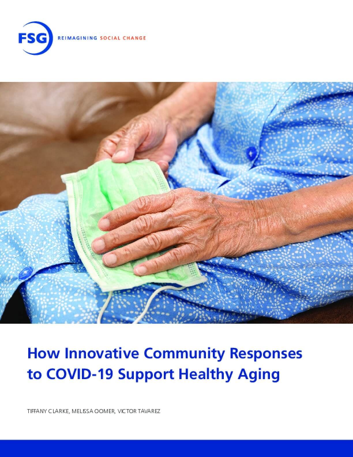 How Innovative Community Responses to COVID-19 Support Healthy Aging