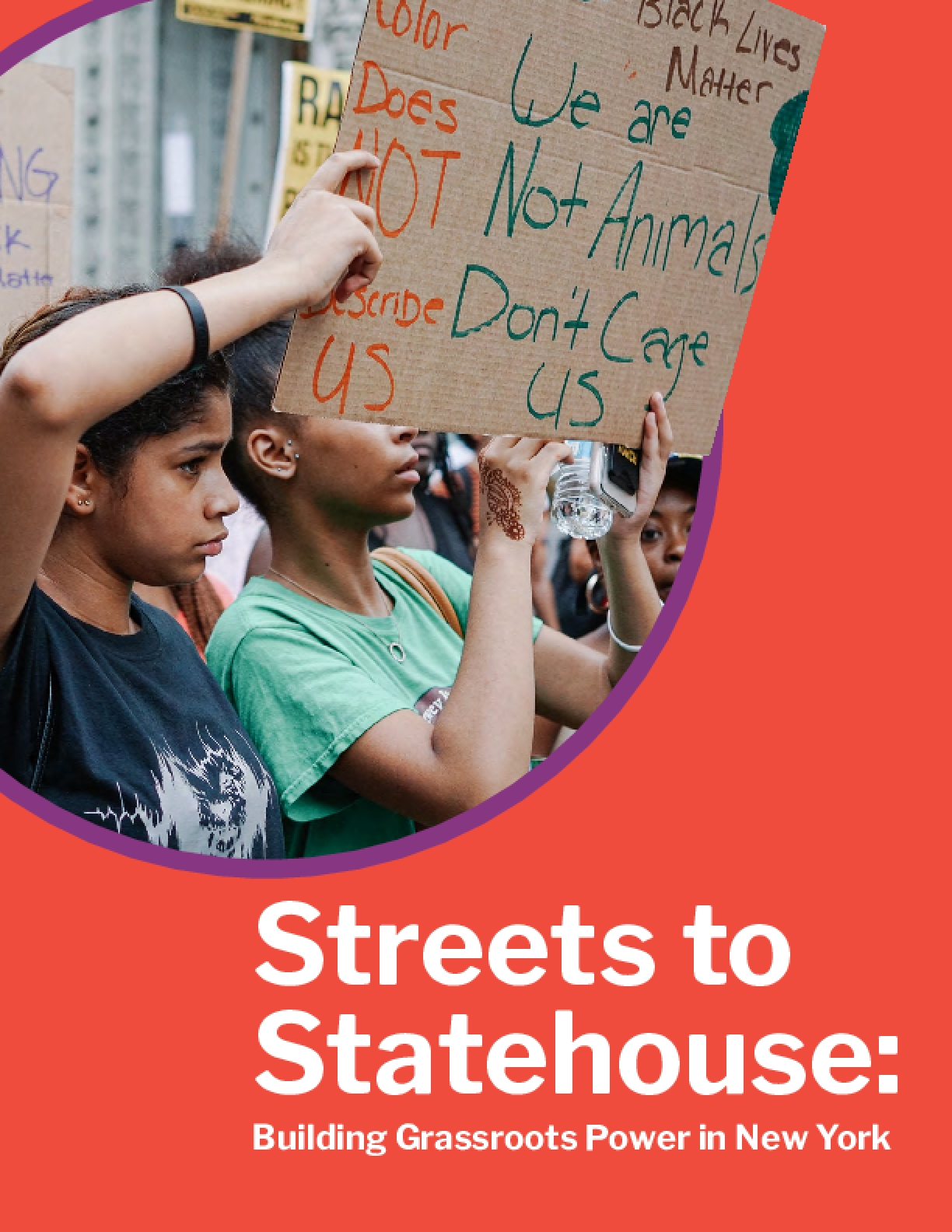 Streets to Statehouse: Building Grassroots Power in New York